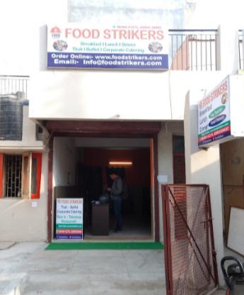 Food Strikers - MG Road - Gurgaon Image