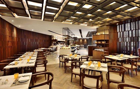Downtown Kitchen & Bar - Courtyard by Marriott - Sushant Lok - Gurgaon Image
