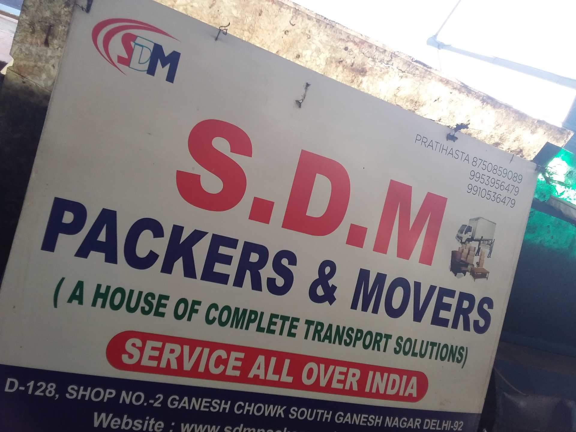 SDM Logistics Packers and Movers Image