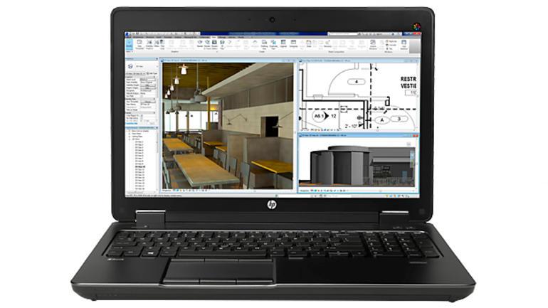 HP ZBook 15 G2 Mobile Workstation Image