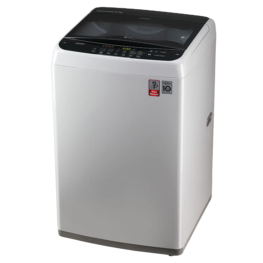 LG 6.5 kg Top Loading Fully Automatic Washing Machine (T7588NDDLE) Image