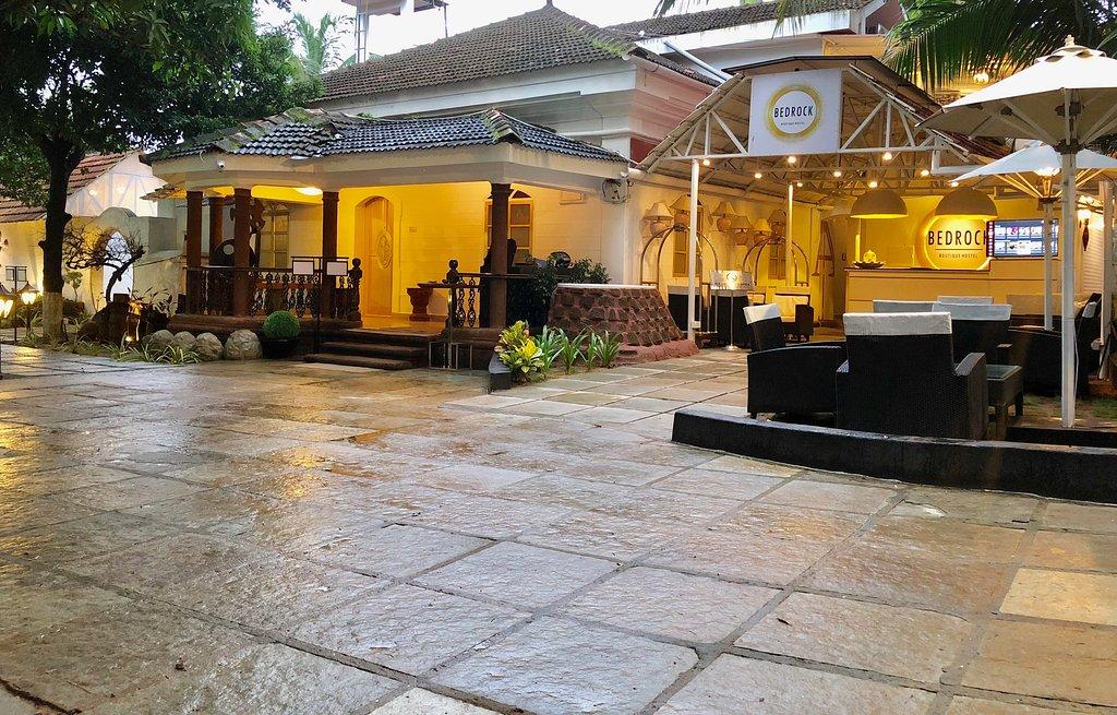 Bedrock Boutique Hostel - Goa Image