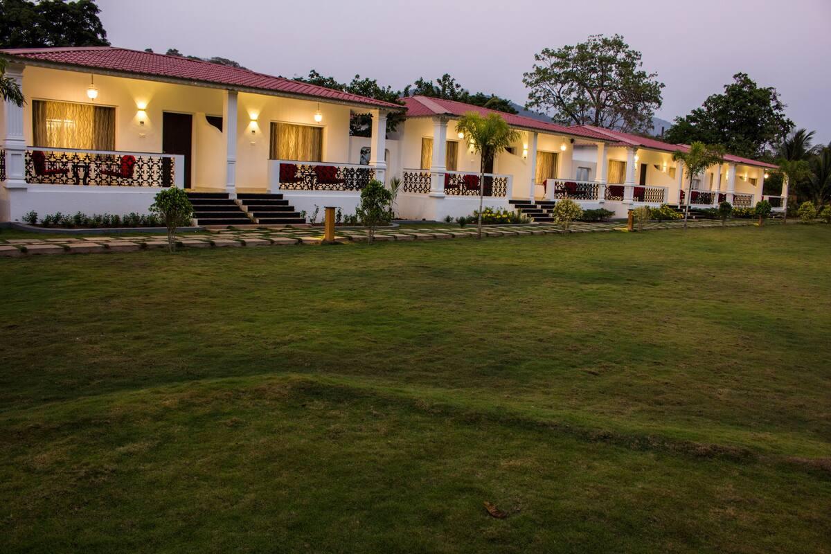 Wild Berry Resort - Agonda - Goa Image