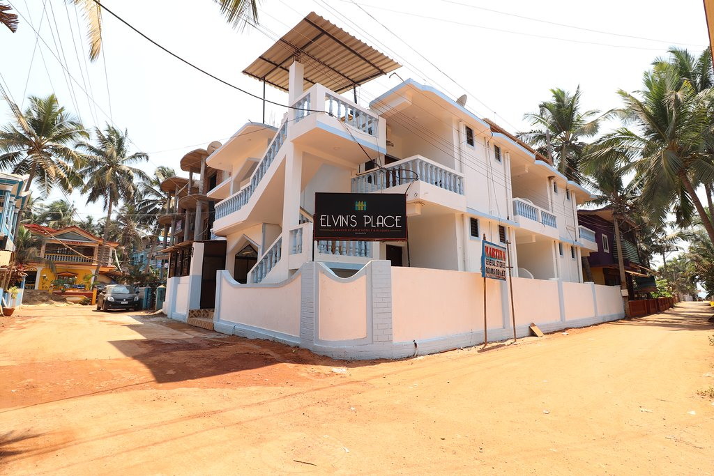 Elvin's Place by AMM - Goa Image