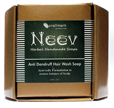 Neev Anti-Dandruff Soap Image
