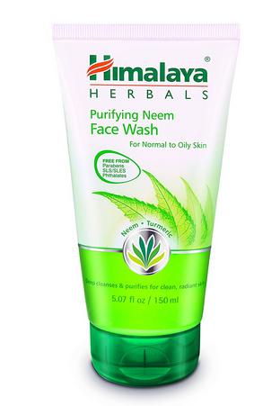Himalya Neem Purifying Face Wash Image