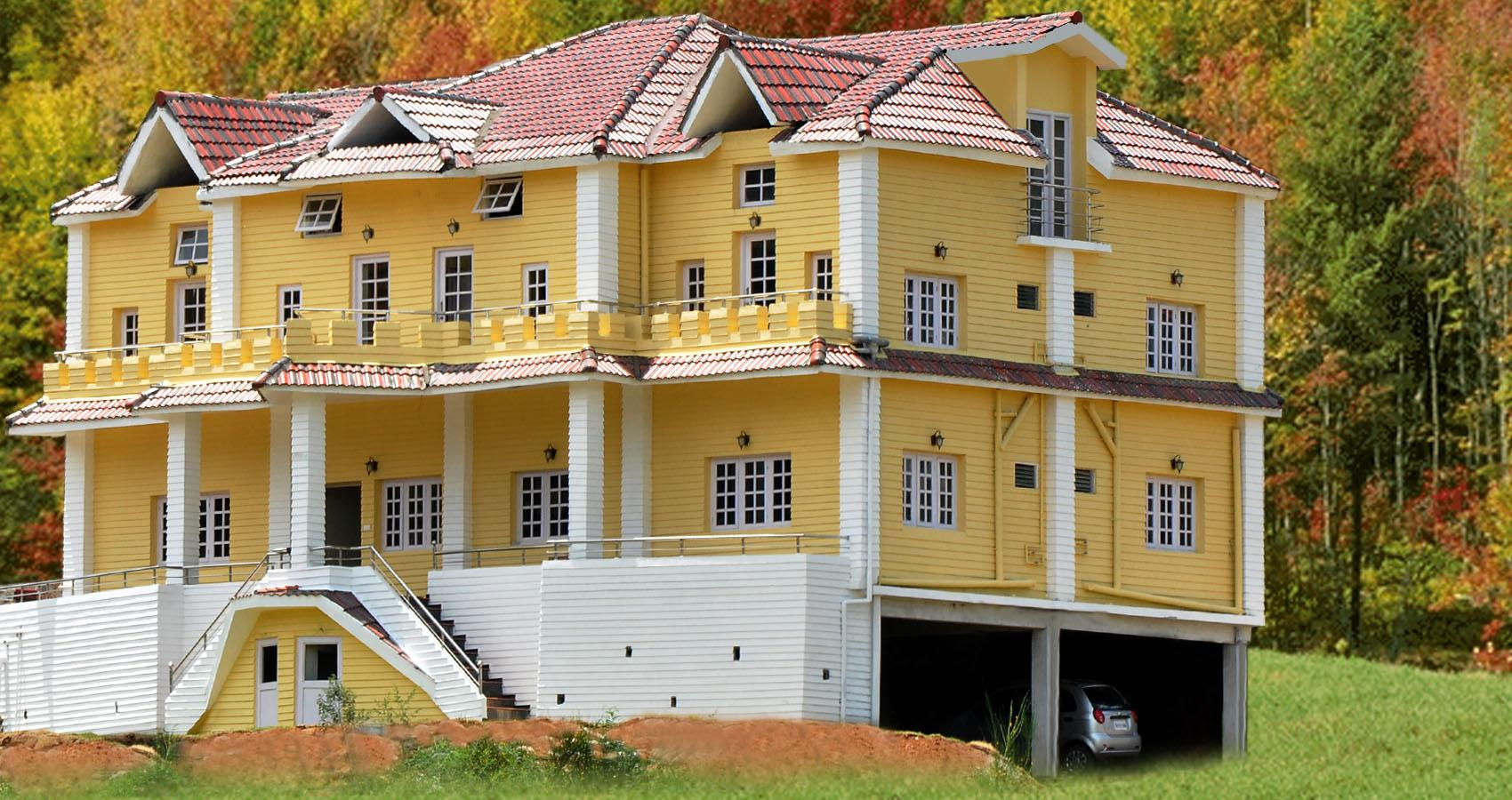 Glen Park Inn - Ooty Image