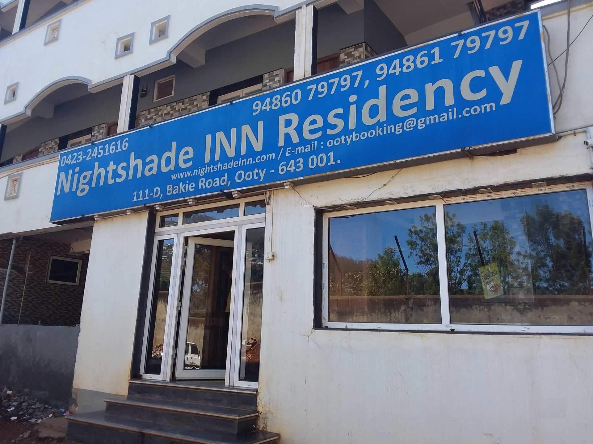 Nightshade Inn Residency - Ooty Image