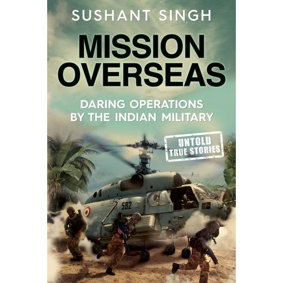 Mission Overseas - Sushant Singh Image