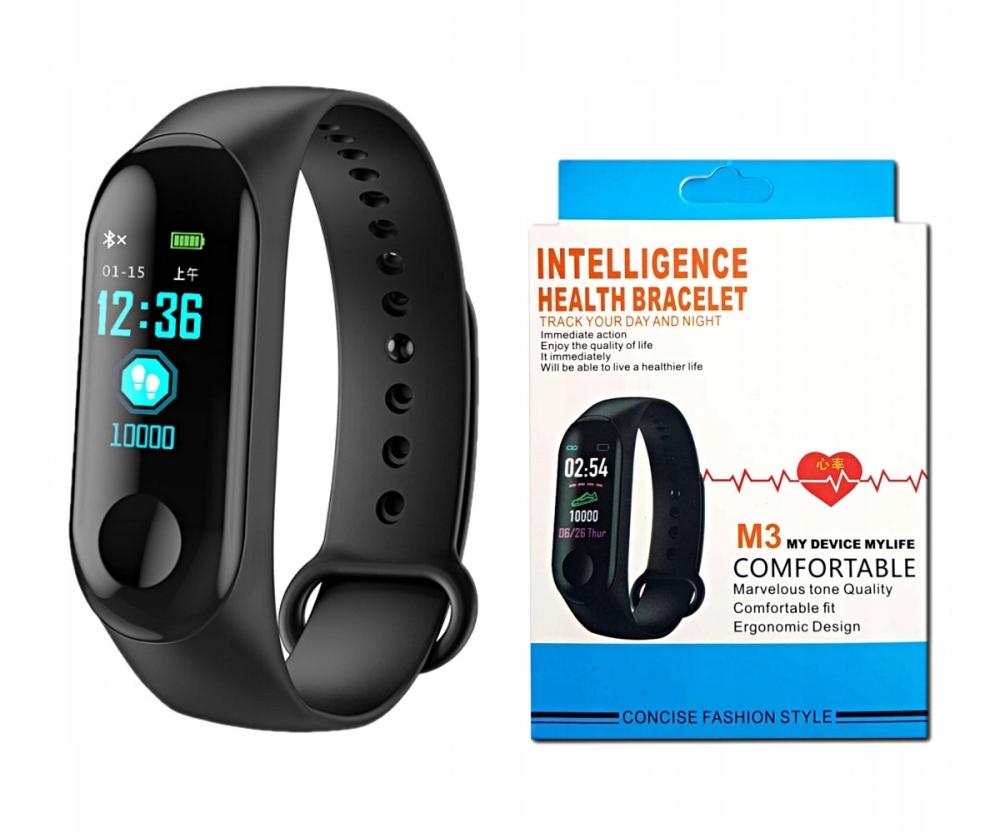 M3 Intelligence Smart Band - Newebit Fitness Band Image