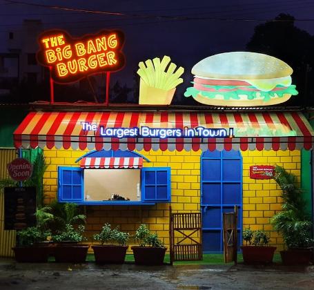 The Big Bang Burger - Kondhwa - Pune Image