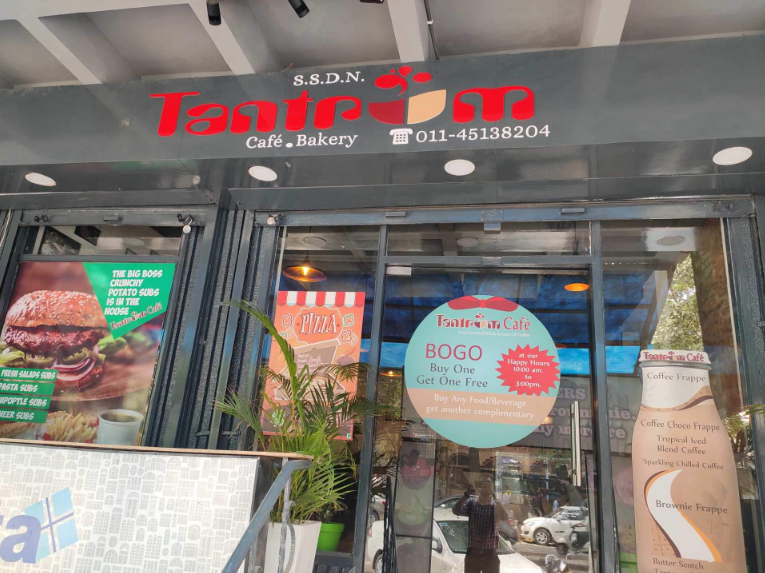 Tantrum Cafe - Chittaranjan Park - New Delhi Image