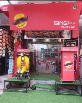 Singh's Vada Pav - Patel Nagar - New Delhi Image