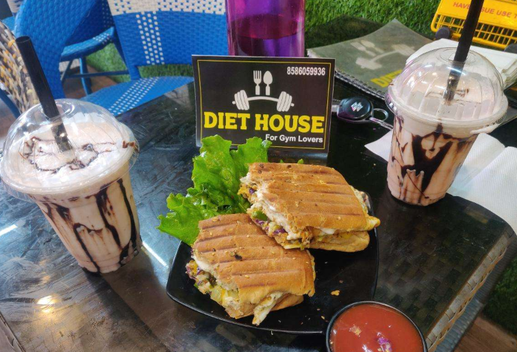 Diet House - Old Railway Road - Gurgaon Image