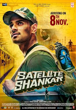 Satellite Shankar Image