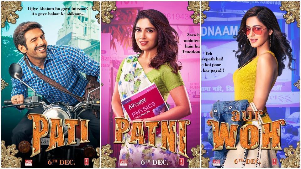 Pati Patni Aur Woh Image