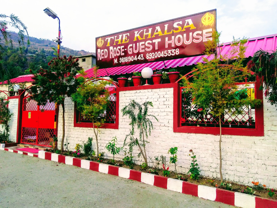 The Khalsa Red Rose Guest House - Bhimtal Image