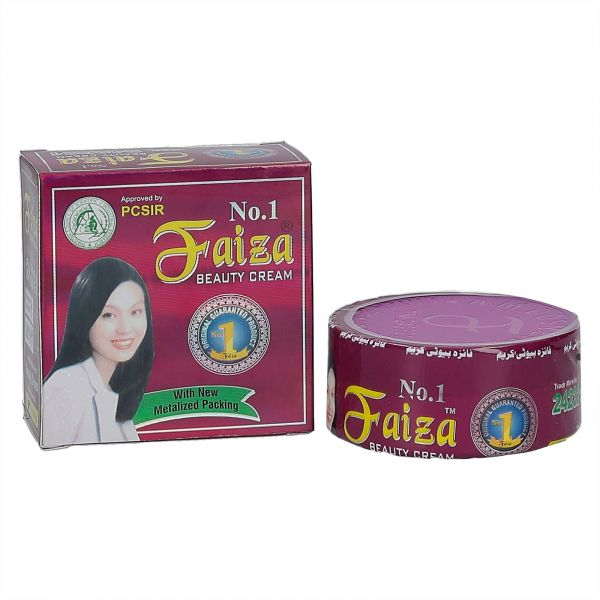 Faiza Beauty Cream Image