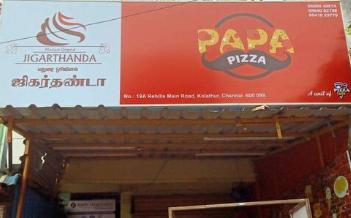 PAPA Pizza - Kolathur - Chennai Image