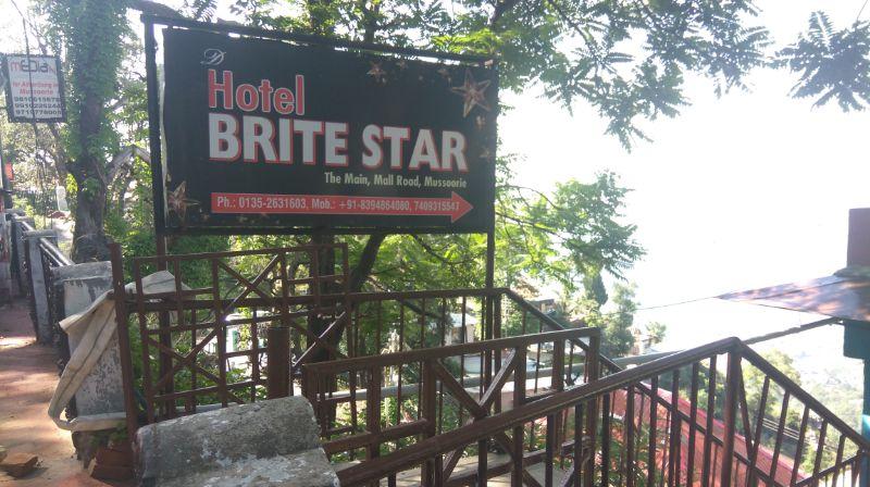 Hotel Brite Star - Mussoorie Image