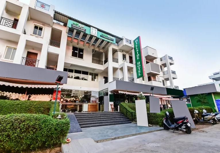 The Hillside Hotel - Mysore Image