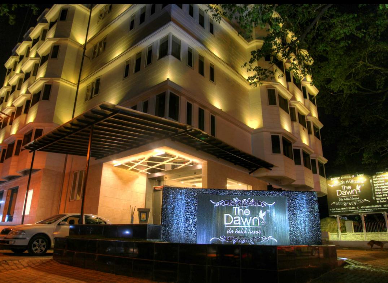 The Dawn Hotel - Mysore Image