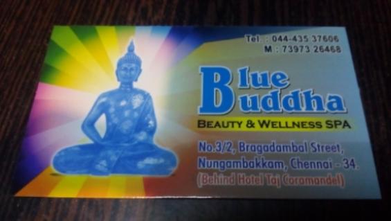 Blue Buddha Spa - Nungambakkam - Chennai Image