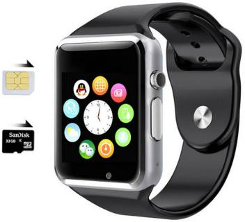 Outsmart AP01 phone Black Smartwatch Image