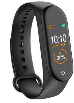 Raysx Smart Band Sustained Heart Rate Image