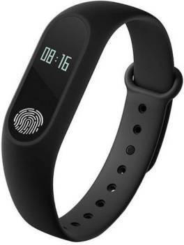 ShutterBugs M2 Black Smart Fitness Band Image