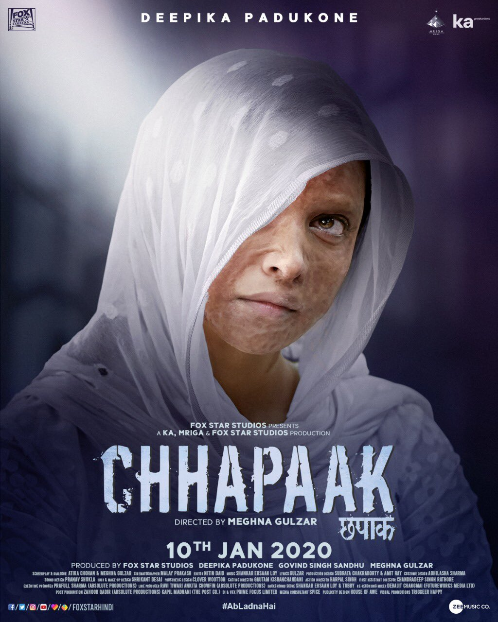 Chhapaak Image