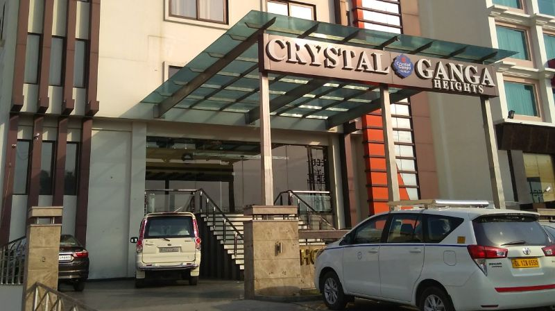 Hotel Crystal Ganga Heights - Delhi Bypass Road - Haridwar Image