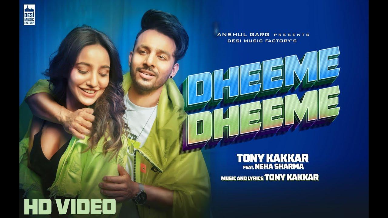 Dheeme Dheeme - Tony Kakkar feat. Neha Sharma Image