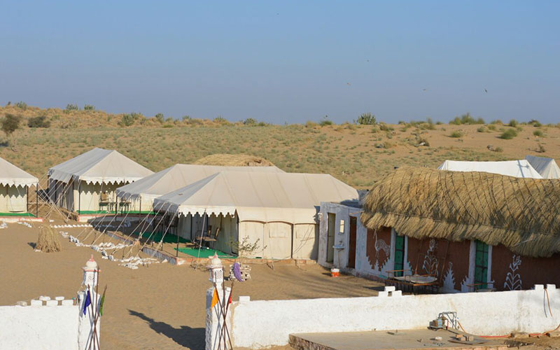 Aspirants Trishul Desert Resort - Khuri - Jaisalmer Image