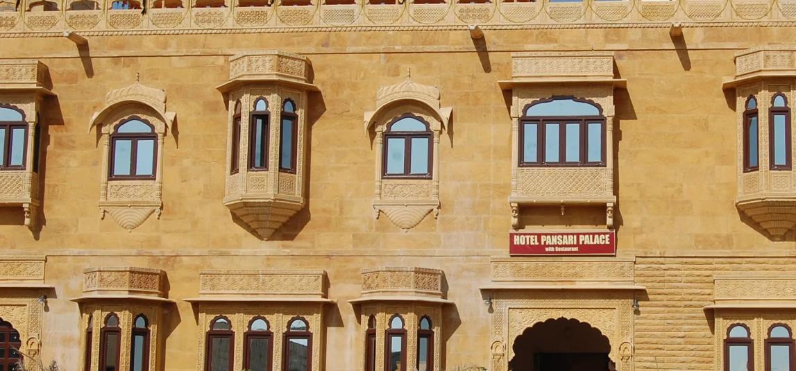 Pansari Resort - Khuri Sand Dunes - Jaisalmer Image