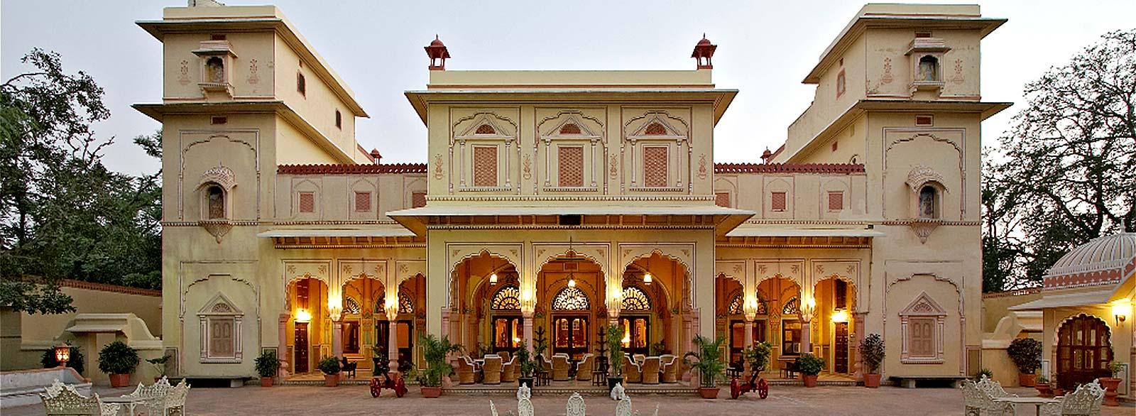 Hotel Narayan Niwas Palace - Malka Pol - Jaisalmer Image