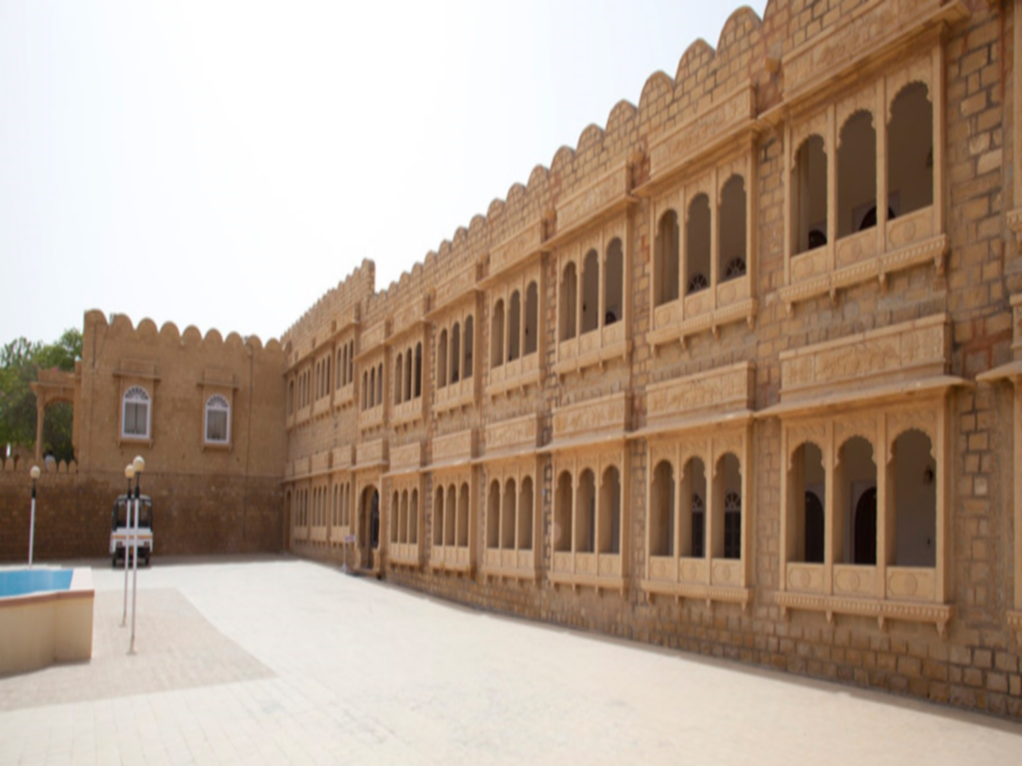 Hotel Himmatgarh Palace - Ramgarh Road - Jaisalmer Image