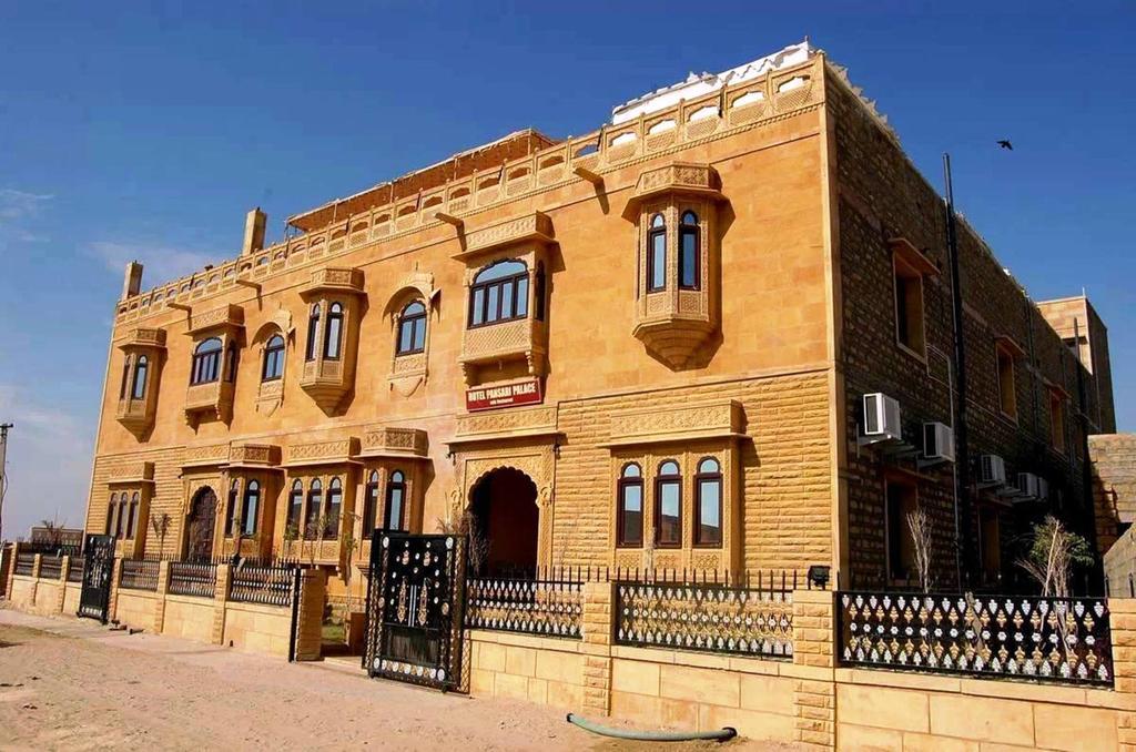 Hotel Pansari Palace - Khuri Sand Dunes - Jaisalmer Image