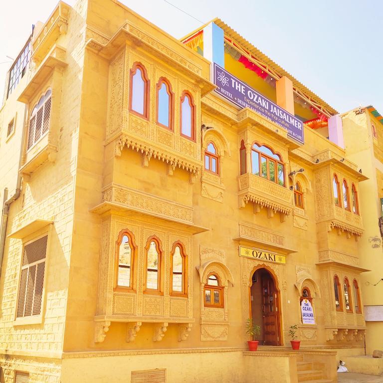 Hotel The Ozaki - Dhibba Para - Jaisalmer Image