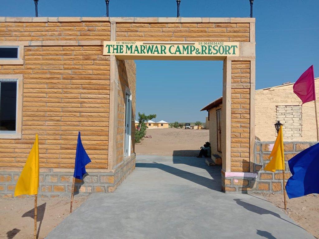 The Marwar Camp & Resort - Sam Sam - Jaisalmer Image