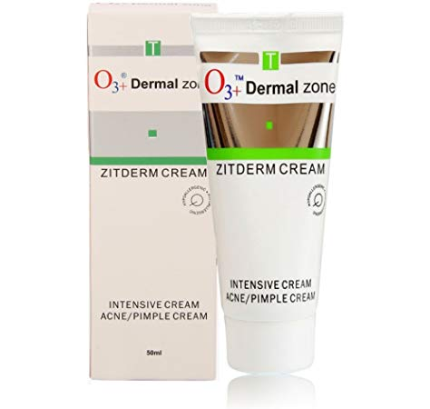 O3+ Dermal Zone Zitderm Acne & Pimple Cream Image