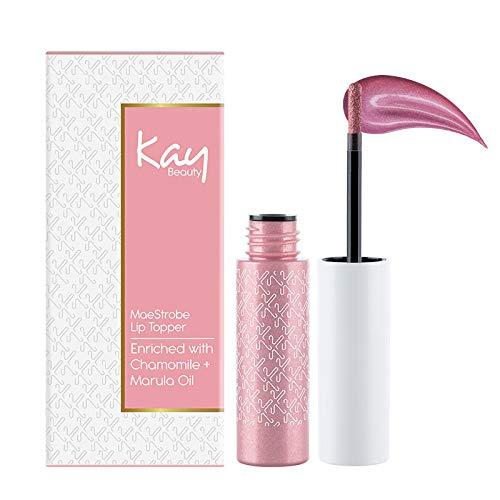 Kay Beauty Metallic Lip Topper Image