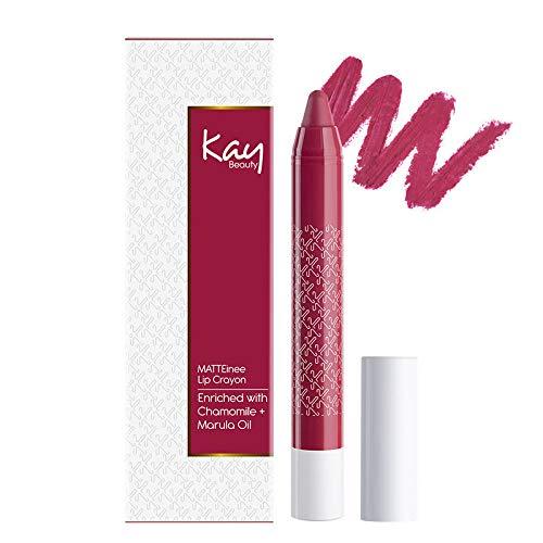 Kay Beauty Matteinee Lipstick - Countdown Image