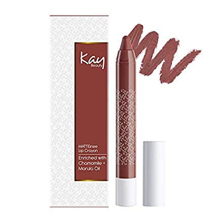 Kay Beauty Matteinee Lipstick - Papp-ed Image