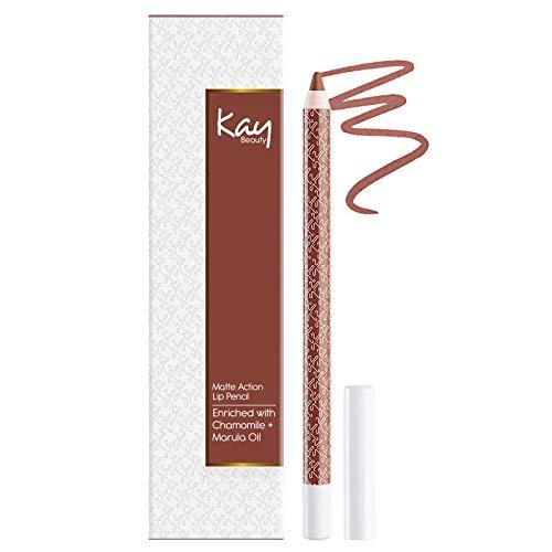 Kay Beauty Matte Action Lip Liner - Hype Image