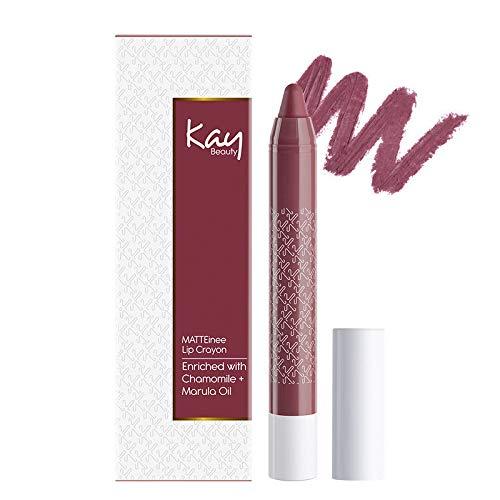 Kay Beauty Matteinee Lipstick - Melodrama Image