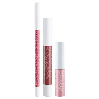 Kay Beauty Rose Gone Wild 3D Lips Combo Image