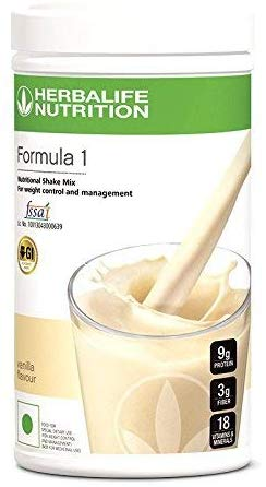 Herbalife Nutrition Shake Image