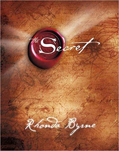 The Secret - Rhonda Byrne (Self Help Book) Image