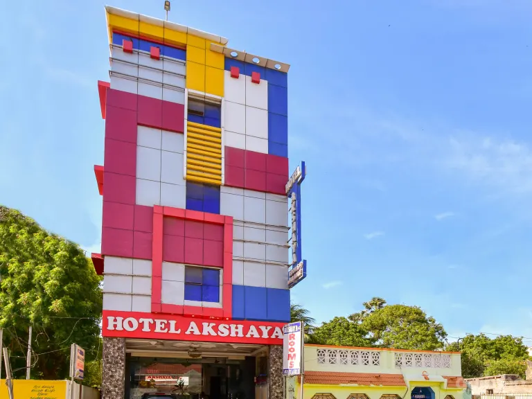 Hotel Akshaya - West Street - Rameswaram Image